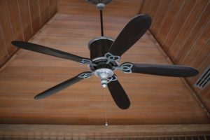Are Ceiling Fans Safe?