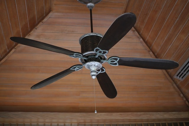 Are Ceiling Fans Safe