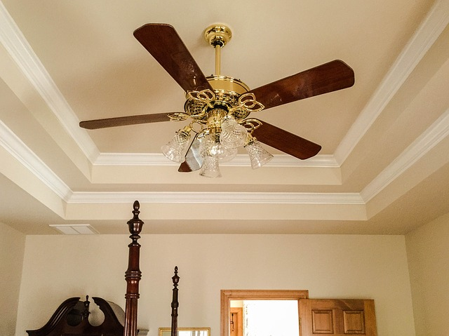 Are Ceiling Fans Out of Style?