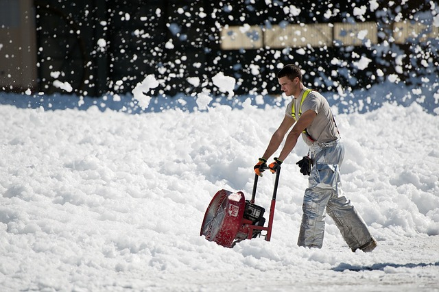Are snow blowers easy to use