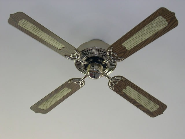 Can Ceiling Fans Be Repaired?
