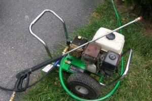 Can Pressure Washers Get Wet?