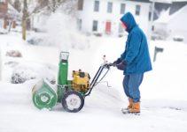 Do Snow Blowers Work On Gravel?