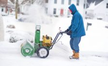 Do Snow Blowers Work On Gravel?