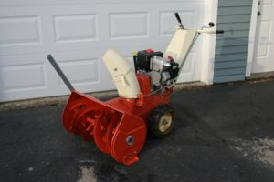 When is the Perfect Time to Buy a Snow Blower?