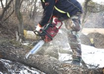 Can Chainsaws Get Wet?