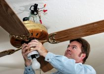 Are Ceiling Fans Hard to Install?