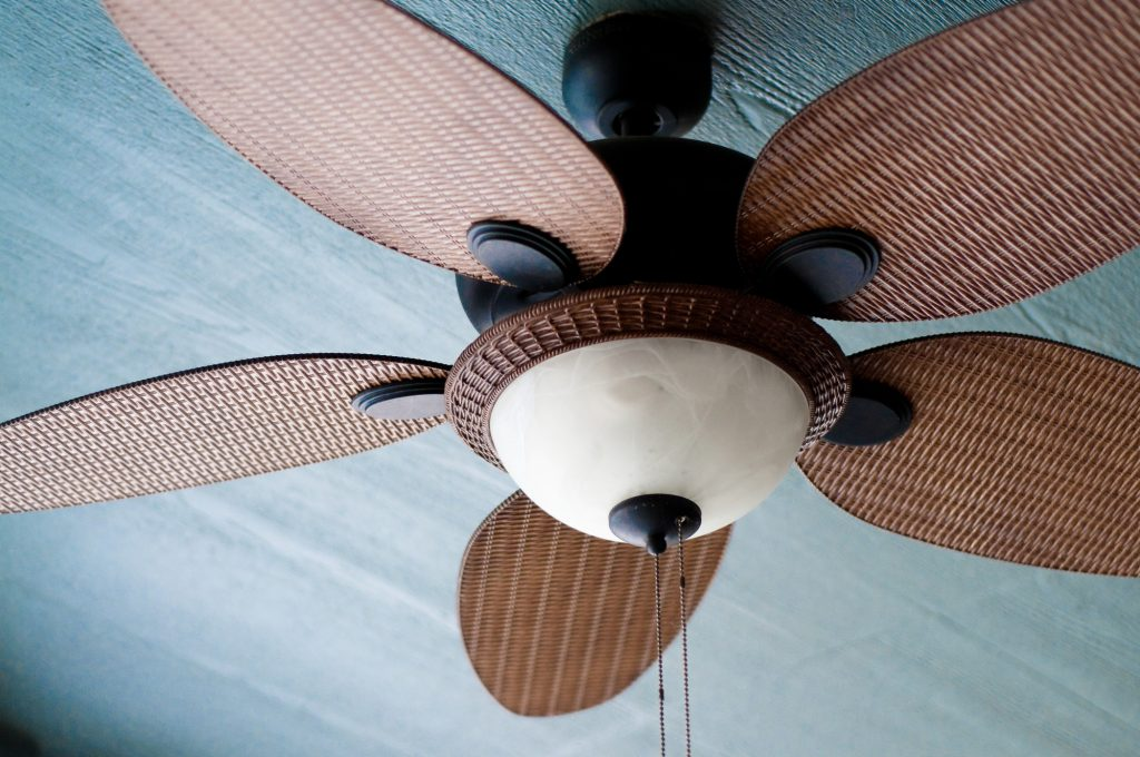 Can Ceiling Fans Reduce Radon?