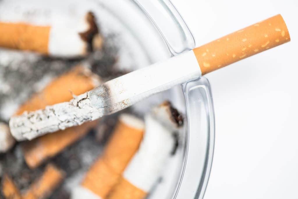 Can Air Purifiers Help with Cigarette Smoke