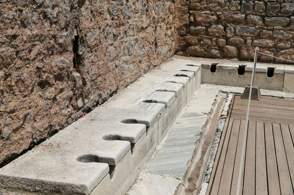 How Have Toilets Changed Over Time