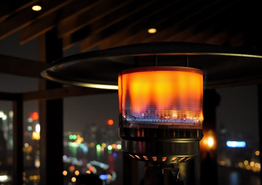 Top 5 Reasons for Buying an Outdoor Patio Heater