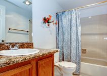 The Best Shower Curtains for Small Bathrooms