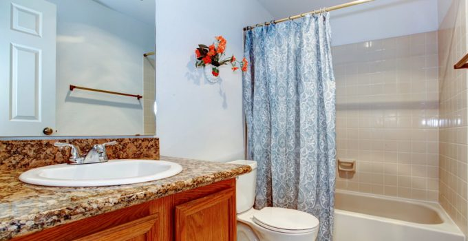 7 Best Shower Curtains for Small Bathrooms