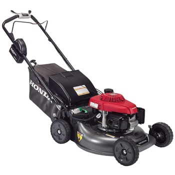 HONDA SELF-PROPELLED ELECTRIC LAWN MOWER