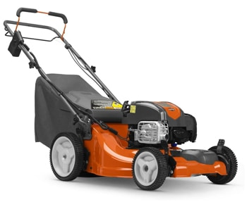 HUSQVARNA SELF-PROPELLED ELECTRIC MOWER