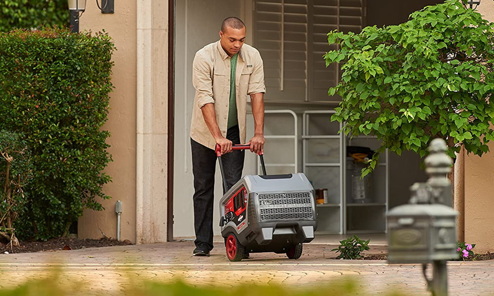 Our Pick for the 4 Quietest 5000-Watt Generators
