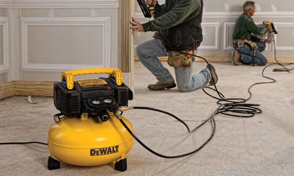 Our Pick for the 6 Best Small Air Compressors of 2020