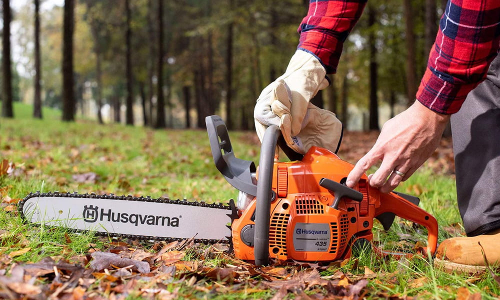 Our Pick for the 6 Best Small Gas Chainsaws