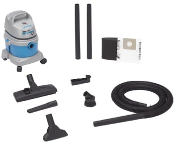 SHOP-VAC 1.5 GALLON ALL-IN-ONE