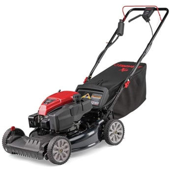 TROY-BILT SELF-PROPELLED WALK-BEHIND LAWN MOWER