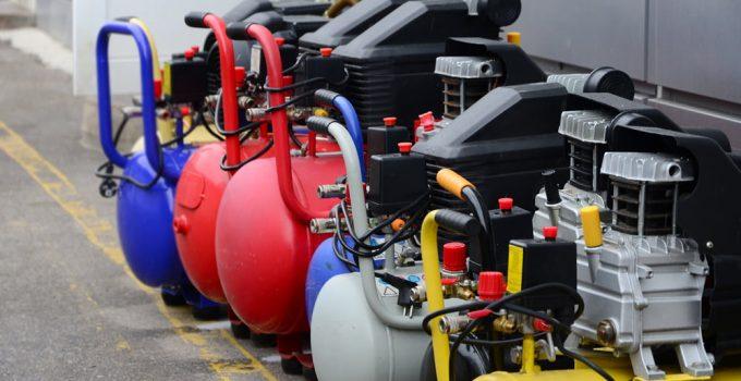 picture of 30 gallon air compressor