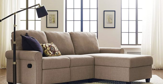 Best Sectionals for Small Spaces