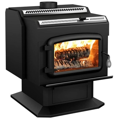Drolet High-Efficiency Wood Burning Stove