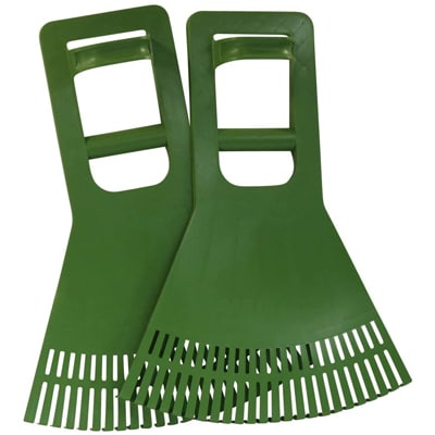 LEAF CLAW PICK-UP SCOOPS WITH EXTENDED GRIP