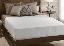Serta Luxury 12 Gel Memory Foam Mattress Review