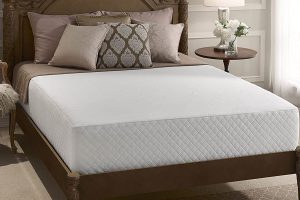 Serta Luxury 12 Gel Memory Foam Mattress Review