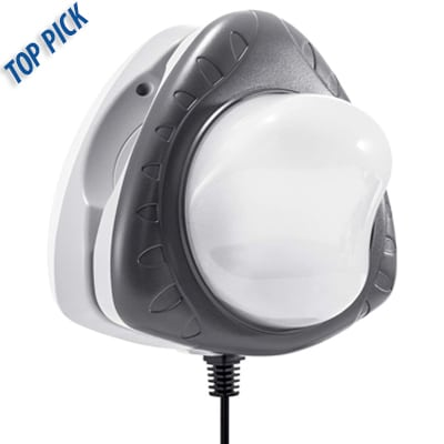 TOP PICK INTEX MAGNETIC POOL WALL LIGHT