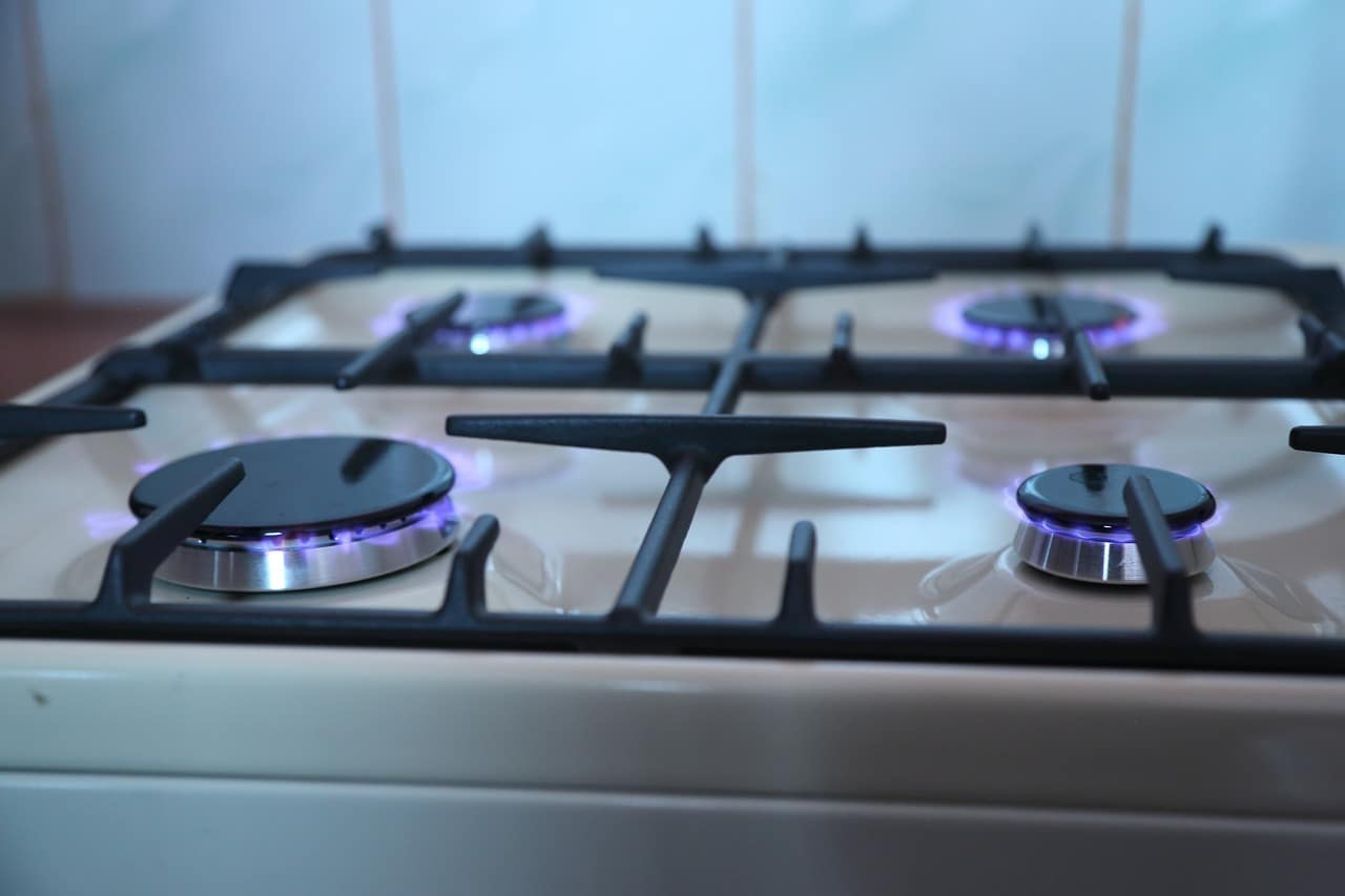 How to Install a Gas Range