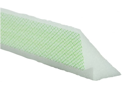 INHOME 24′ Round Peel N' Stick Cove Kit for Swimming Pool Liners