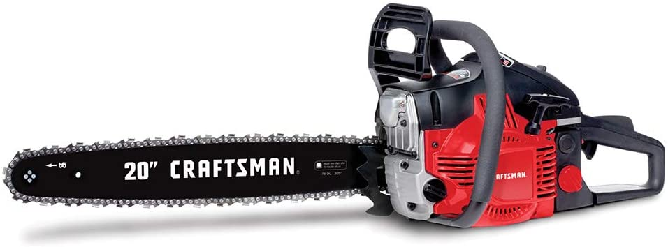 Craftsman 20 inches Gas Powered Chainsaw