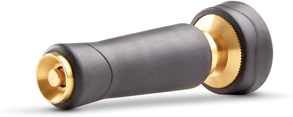 Gilmour Solid Brass Twist Nozzle