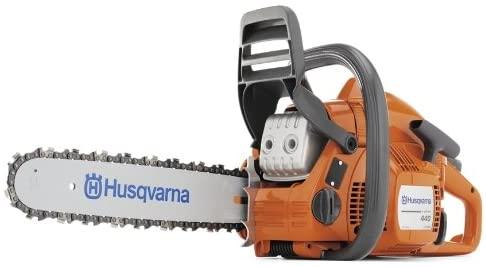 Husqvarna 440E 16-Inch Gas Powered Chain Saw