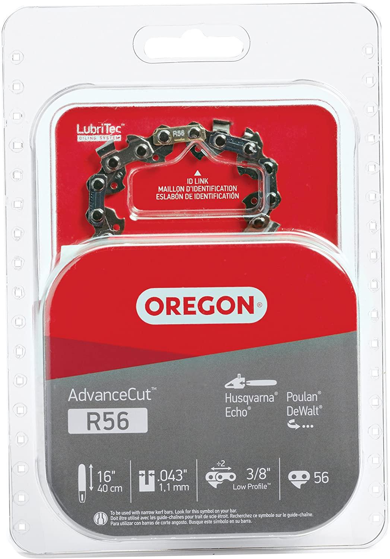 Oregon R56 AdvanceCut 16-Inch Micro Lite Chainsaw Chain