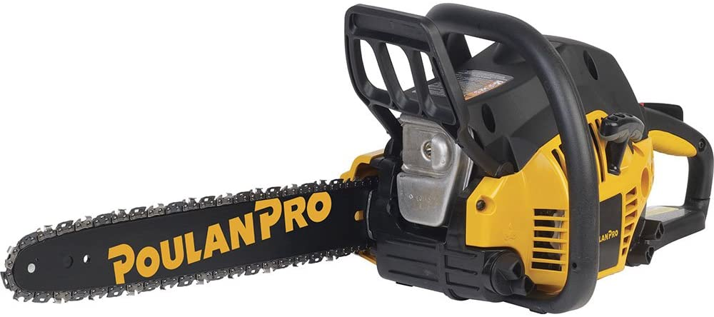 Poulan Pro 16inches, 38cc Assembled Chainsaw
