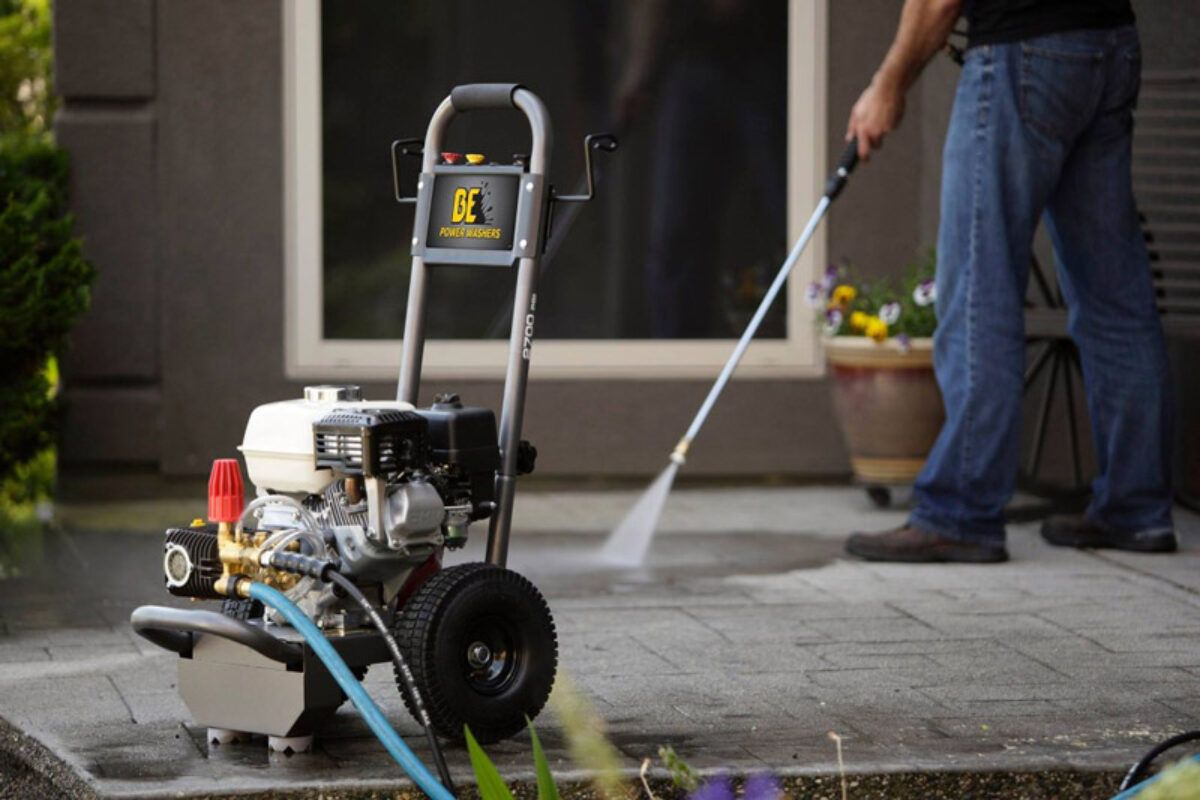 Are Pressure Washers Adjustable?