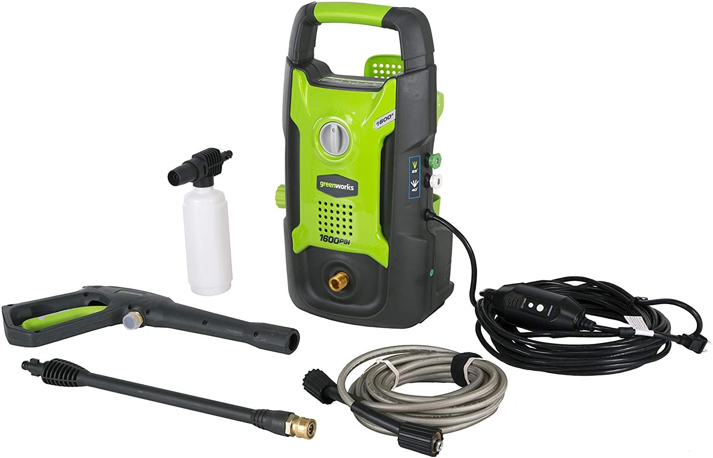 GreenWorks 1600 Pressure Washer GPW1602