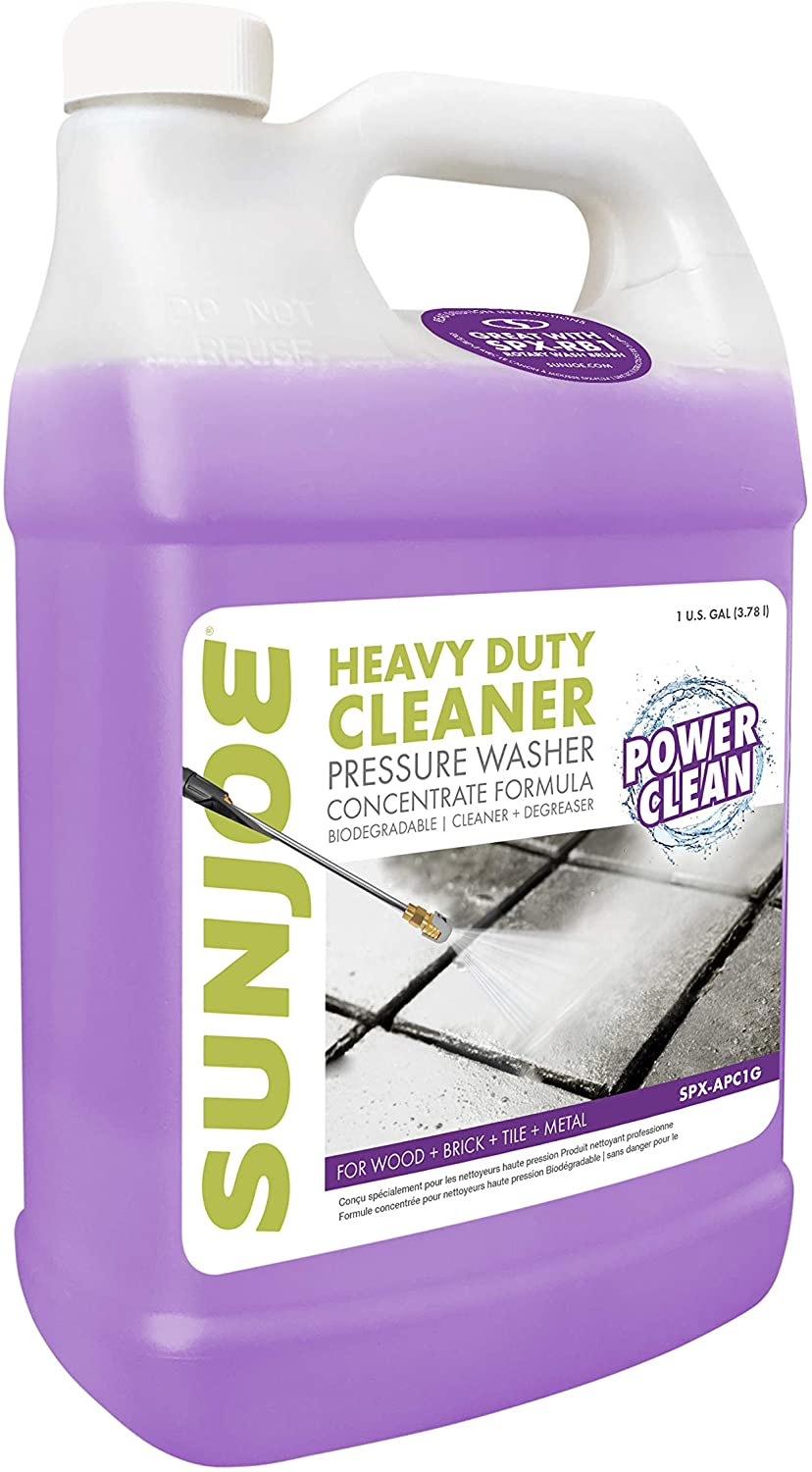 Sun Joe SPX-APC1G All-Purpose Heavy Duty Pressure Washer Rated Cleaner