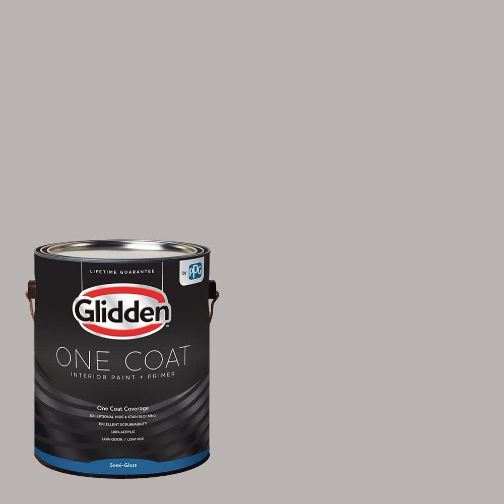 Glidden Interior Paint + Primer Semi-Gloss, 1-Gallon