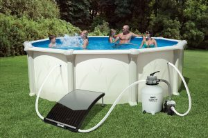 Best Solar Heater for Above Swimming Ground Pool