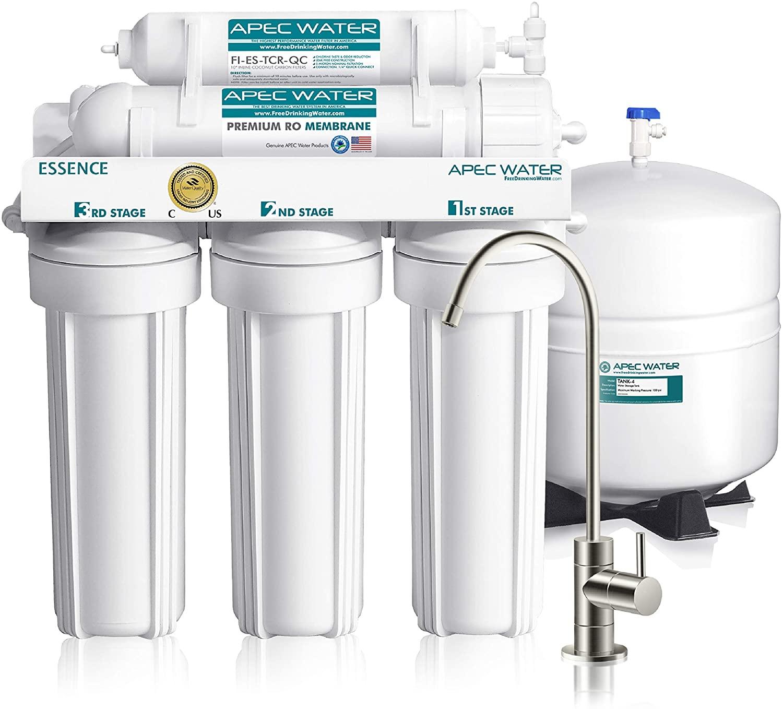 APEC Premium 5-Stage Reverse Osmosis Filter System