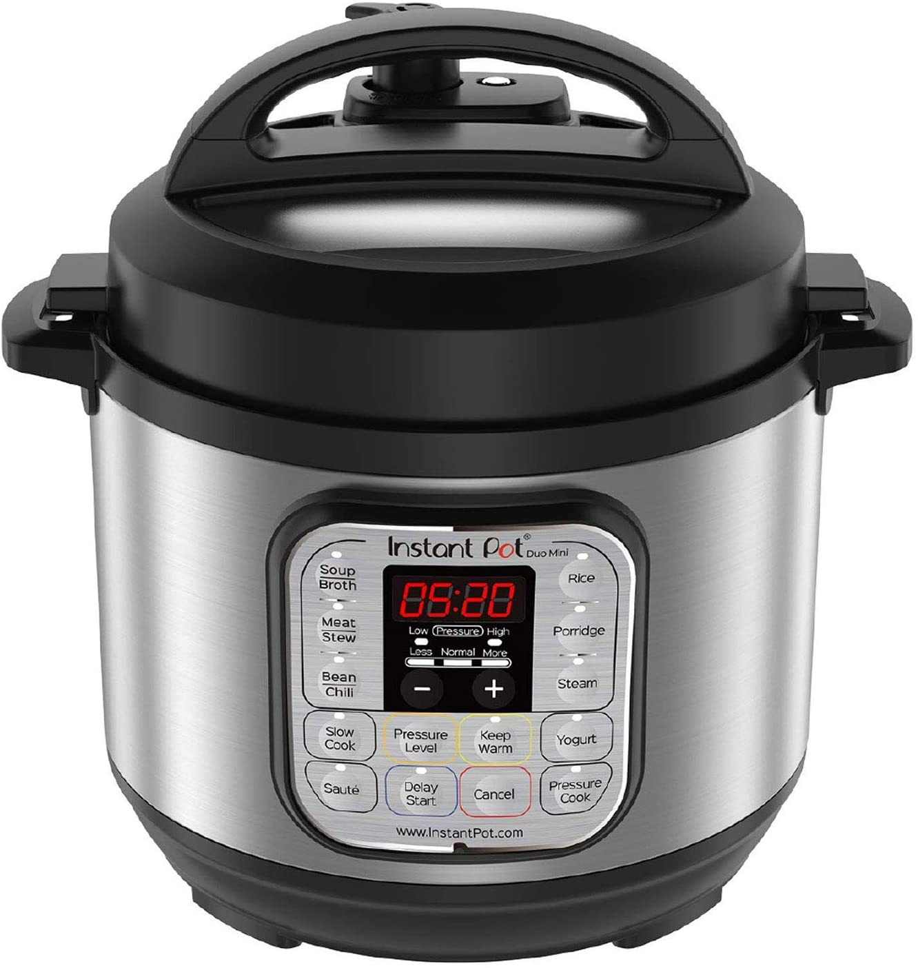 Instant Pot Duo Mini 7-in-1 Electric Pressure Cooker