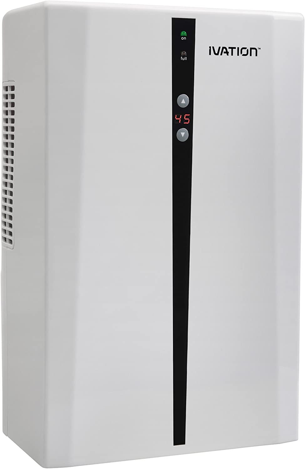 Ivation IVADM45 Powerful Mid-Size Thermo-Electric Intelligent Dehumidifier