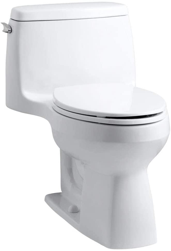 KOHLER 3810-0 Santa Rosa Elongated Toilet
