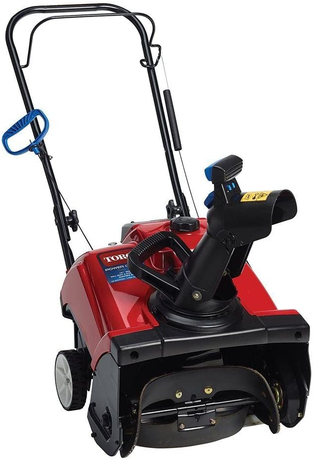 Power Clear 518 Single-stage Gas Snow Blower