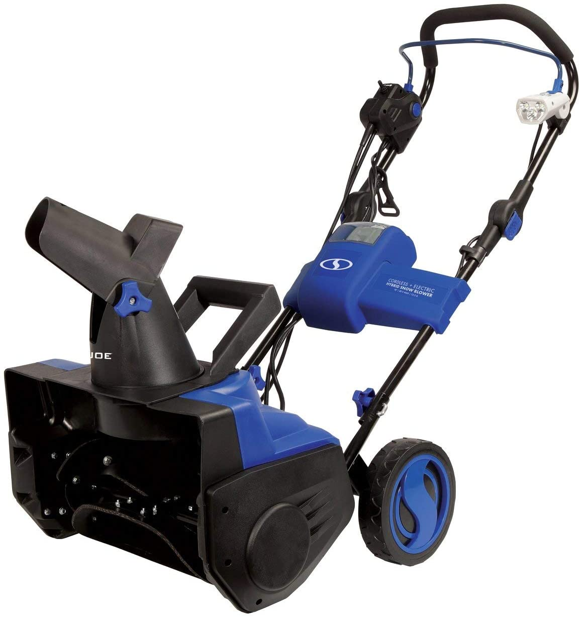 Snow Joe iON18SB Hybrid Single Electric Snow Blower
