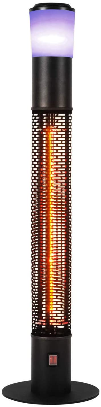 Star Patio Outdoor Freestanding Electric Patio Heater